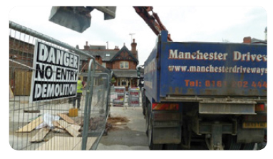 Manchester Driveways Limited